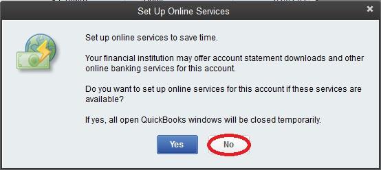 how to delete my quickbooks account