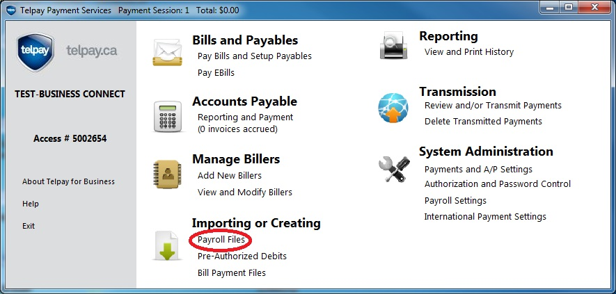 Import QuickBooks Desktop Software Payroll into Telpay – Telpay