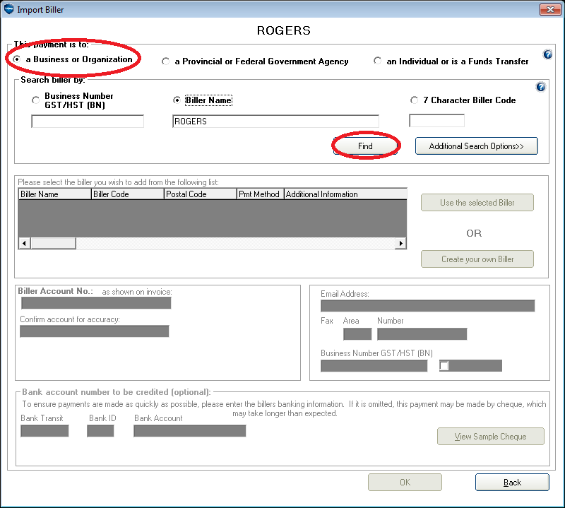 how to pay hst arrears in quickbooks