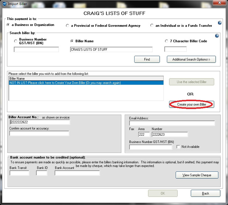 Step 3: Import Compatible QuickBooks Online Payables File Into